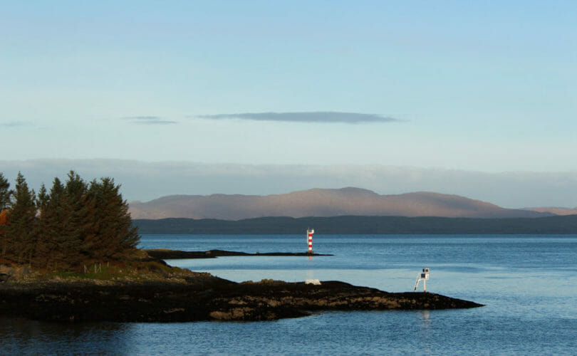 Lighthouse, Oban