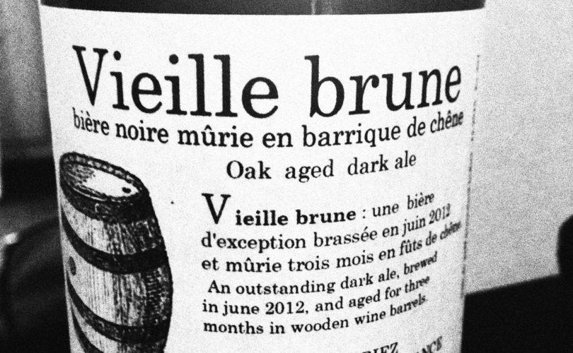Brasserie Thiriez Vielle Brun