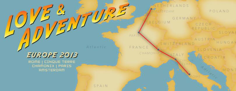 Love & Adventure Europe 2013