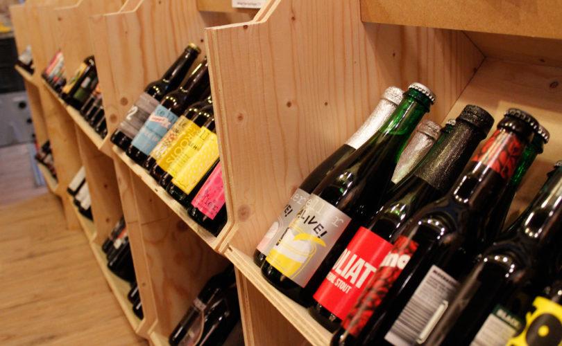Beer at Cave a Bulles
