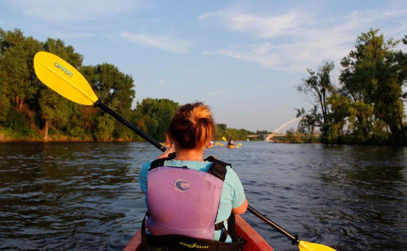 Minneapolis Kayaking