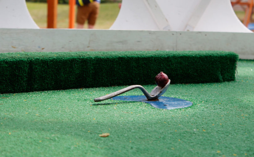 Mini Golf Spoonbridge