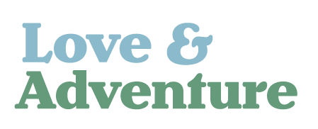 Love & Adventure Logo.