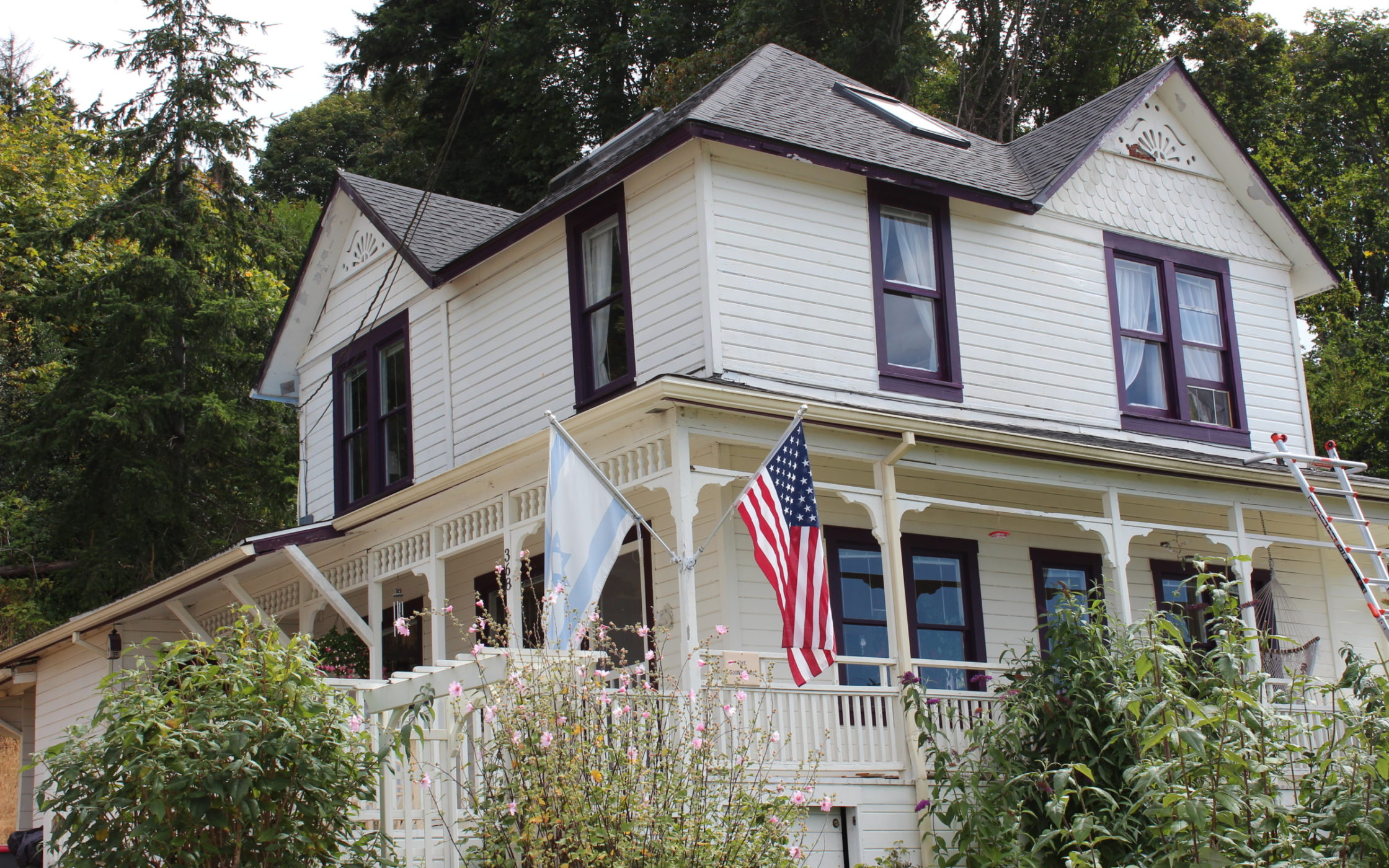 Exterior of Goonies House