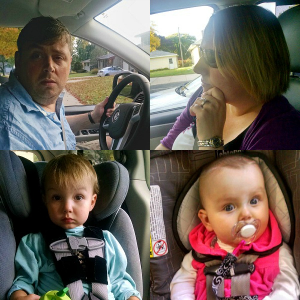 Collage of Road Trip Faces