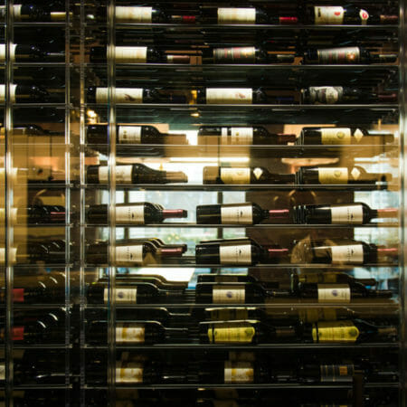 Wine Room at The Edgewater