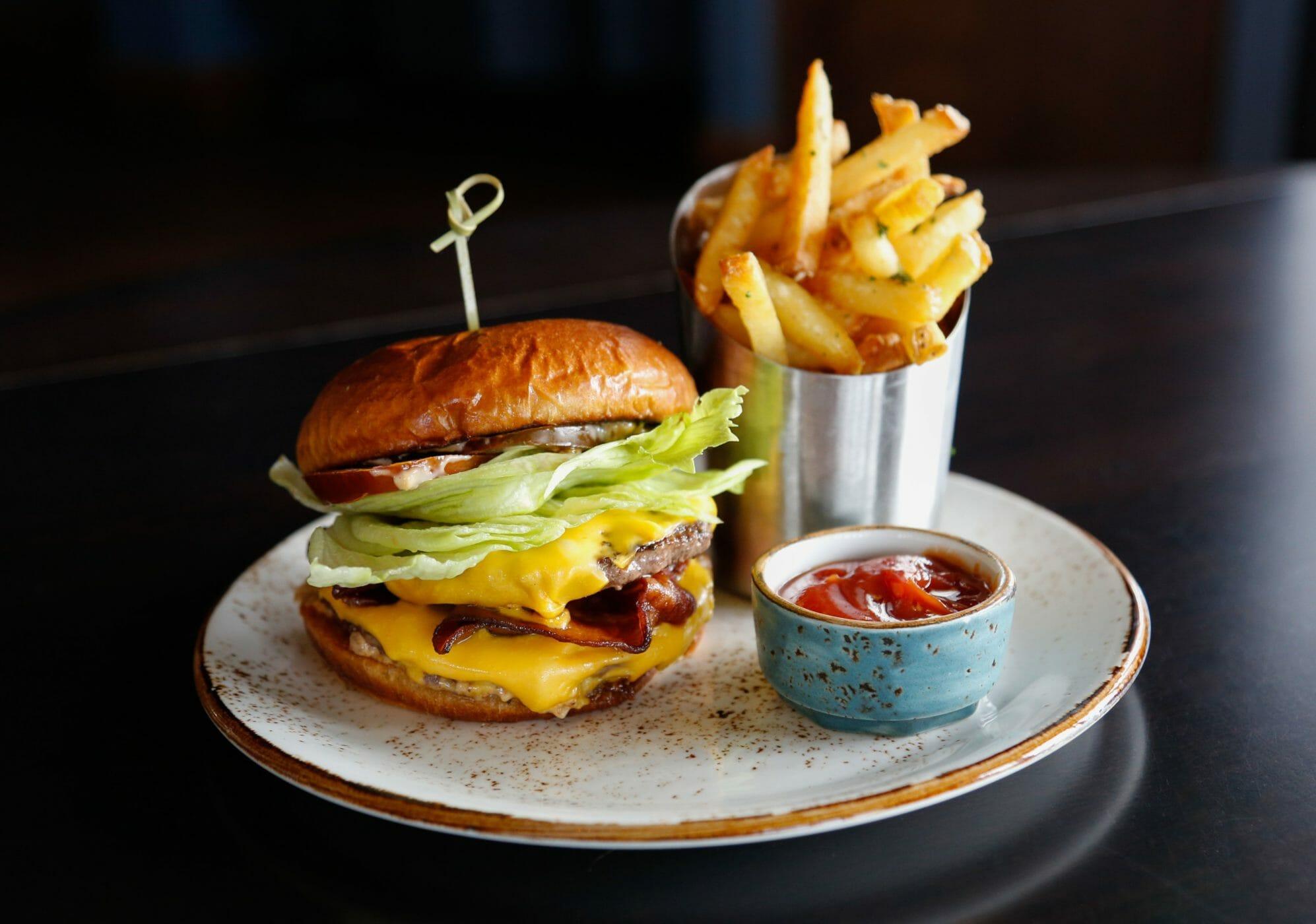 Statehouse Burger