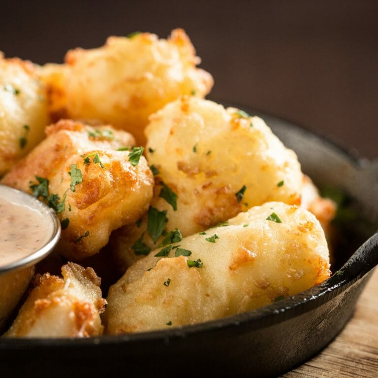 Clockhadow Cheese Curds
