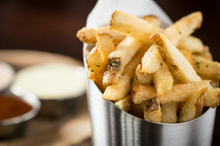 Photo of Hand Cut Fries