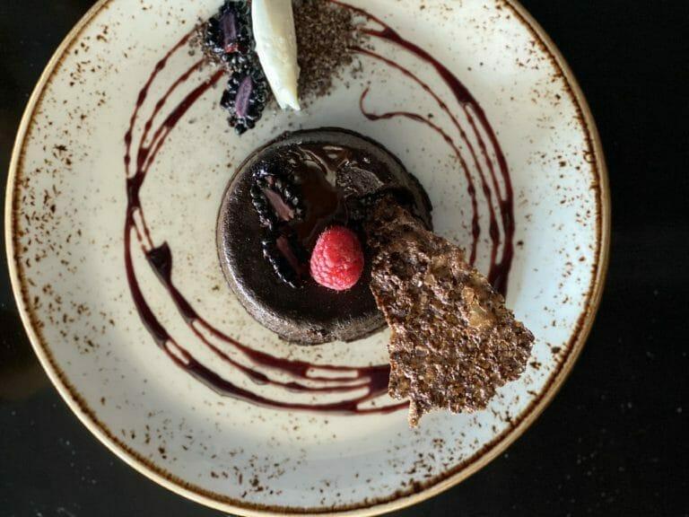Photo of Chocolate Molten Cake