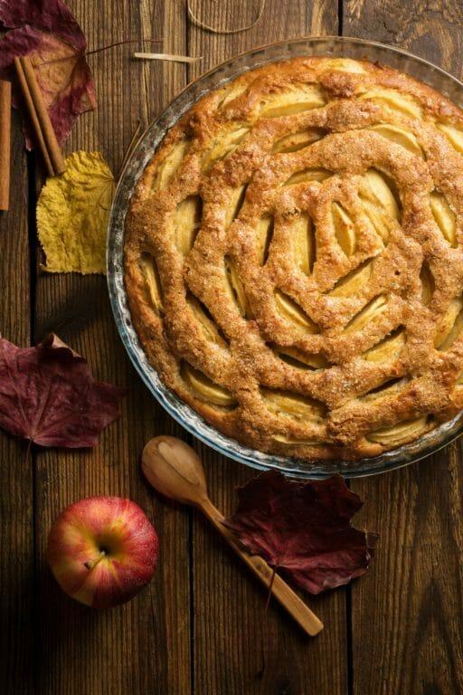 Photo of Salted Caramel Apple Pie