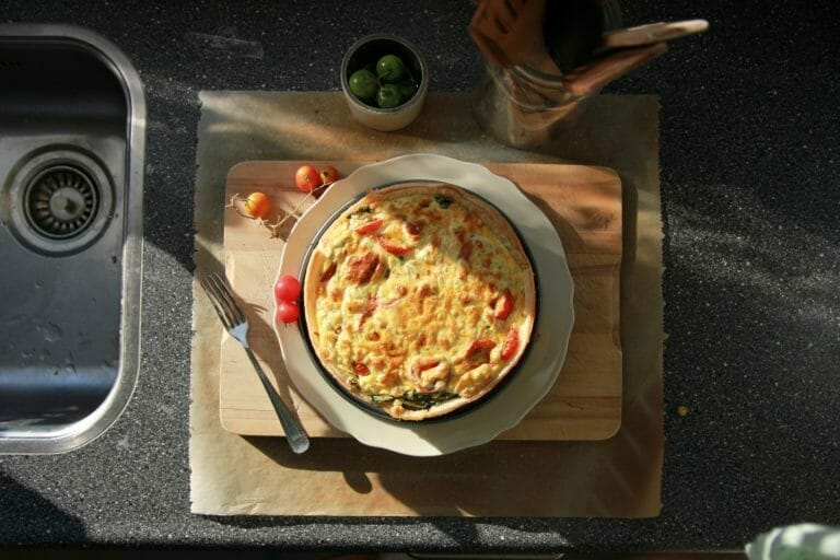 Photo of SOLD OUT Quiche