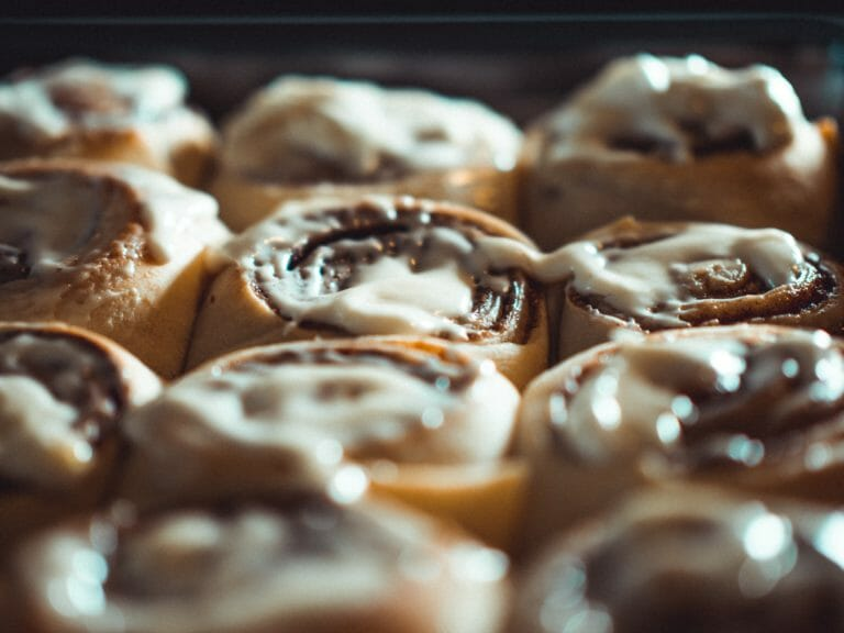 Photo of SOLD OUT Statehouse Cinnamon Rolls