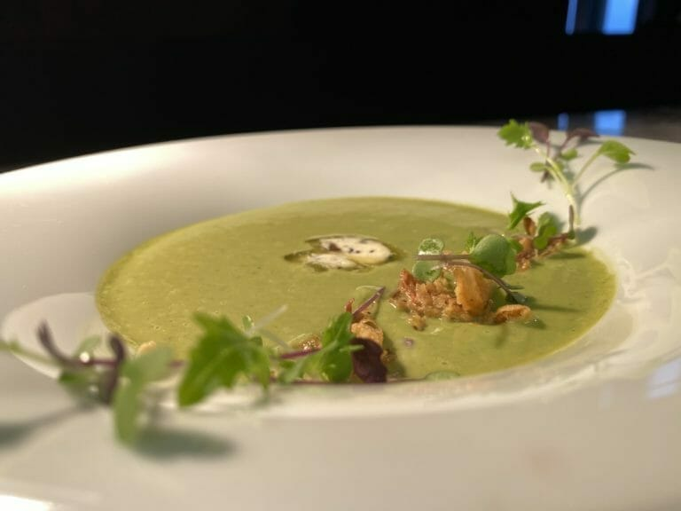 Photo of NEW! Asparagus Bisque
