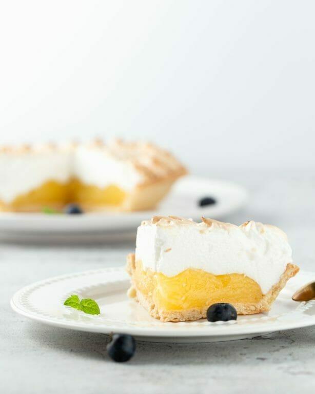 Photo of SOLD OUT Lemon Meringue Pie