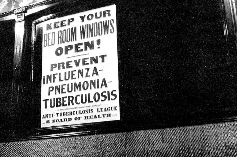 Influenza Pandemic Image