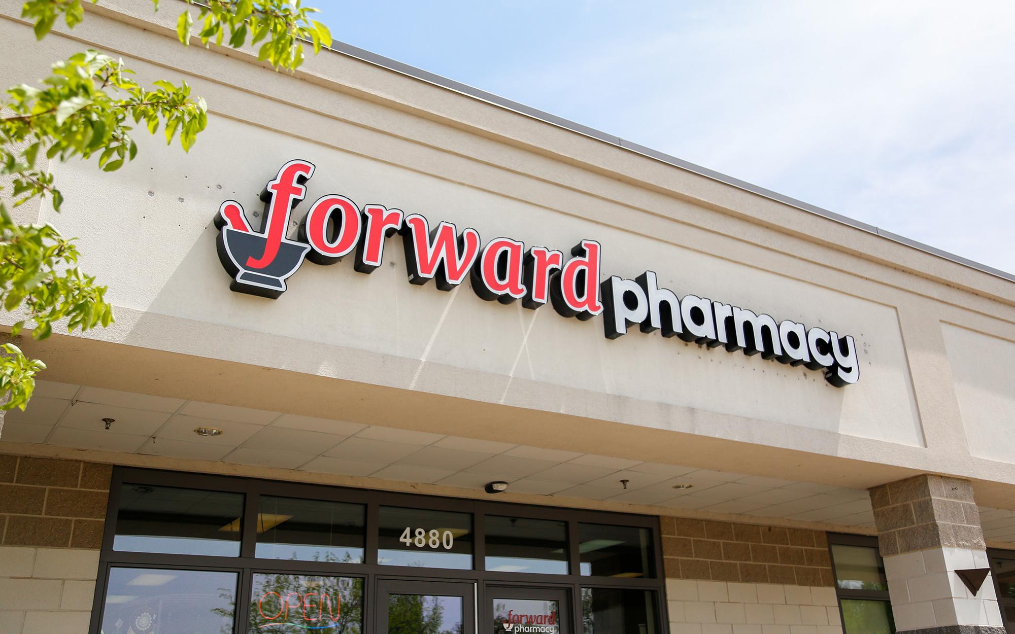 McFarland Pharmacy Exterior