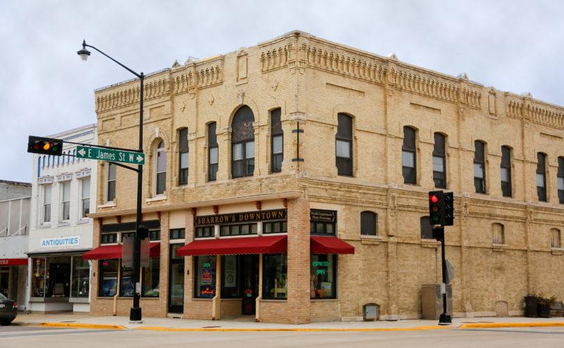 Columbus Pharmacy Exterior