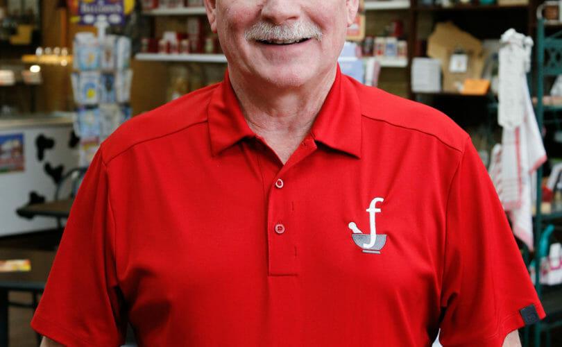 Photo of Nick Sharrow, Pharmacist