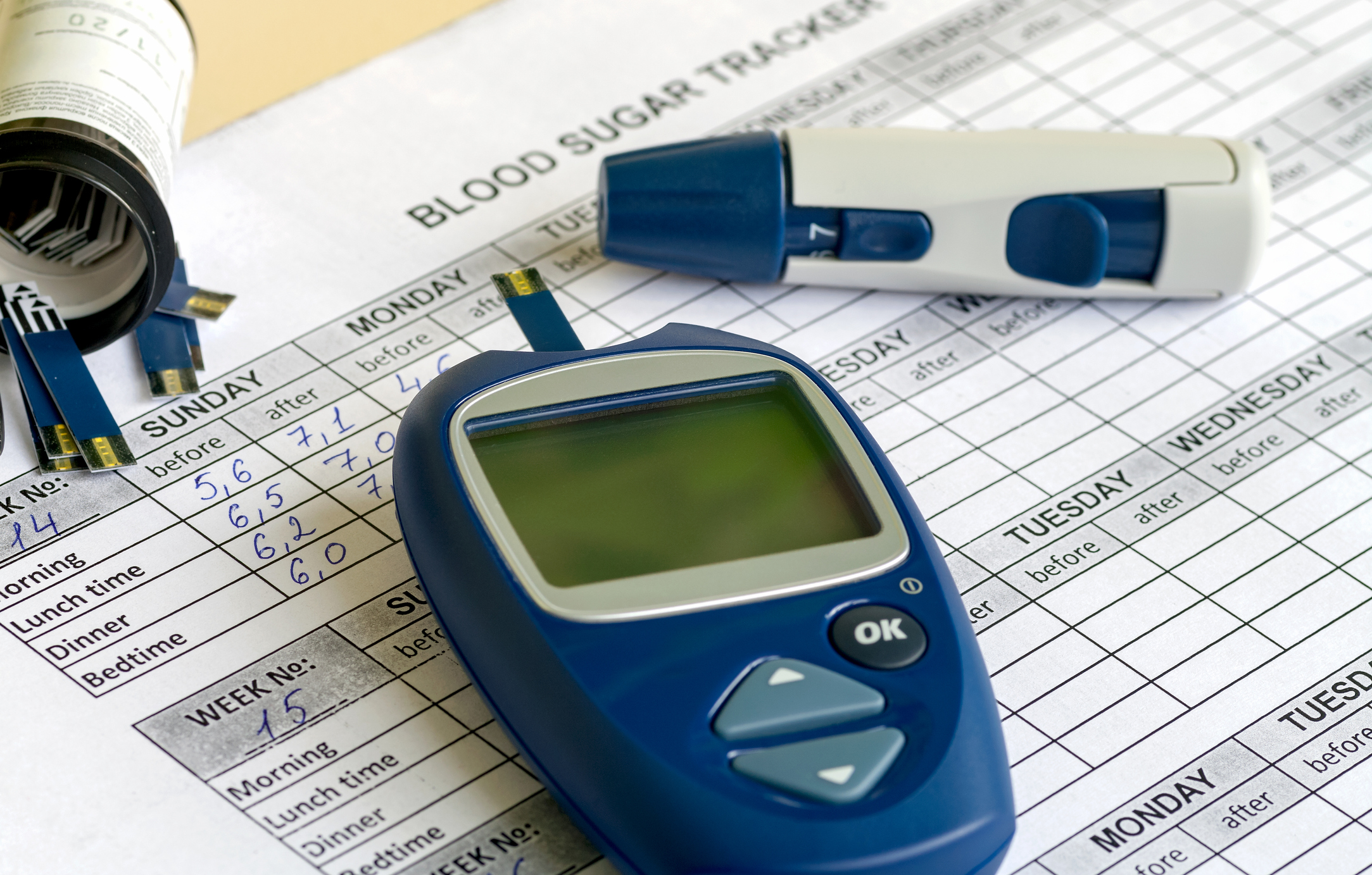 Let us help you manage your diabetes.