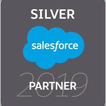 Silver Salesforce Partner - 2019 logo