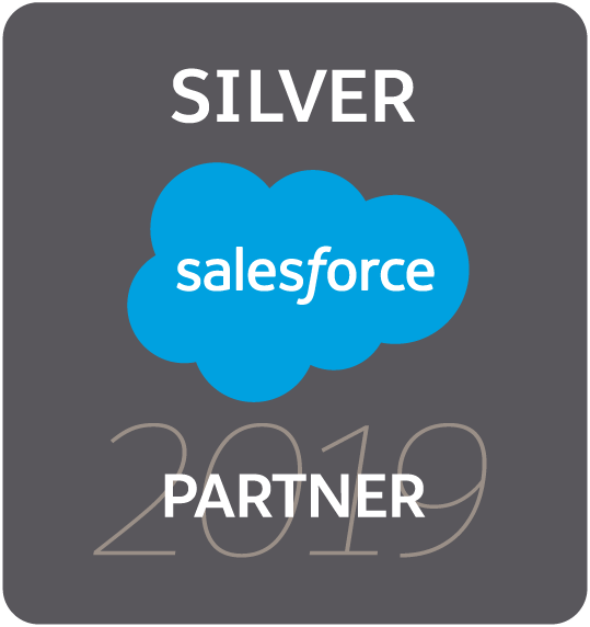 Silver Salesforce Partner - 2019 logo