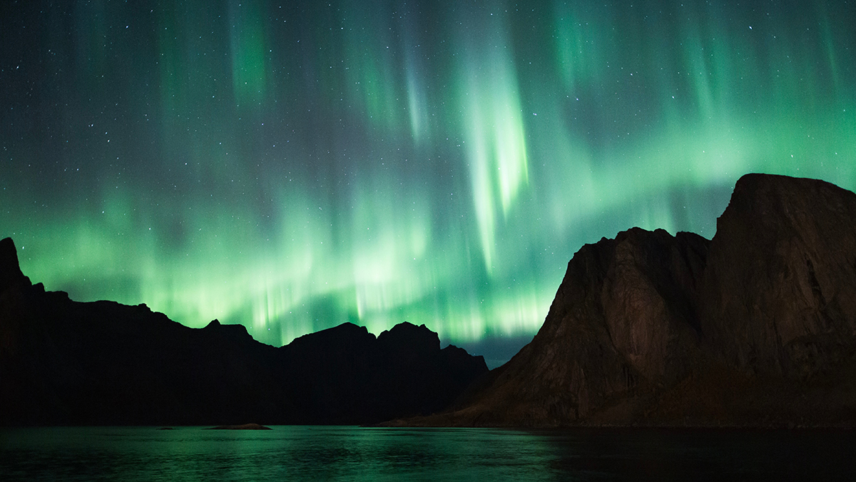 Aurora Borealis (Photo by Sami Takarutio)