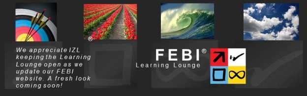 FEBI learning lounge banner