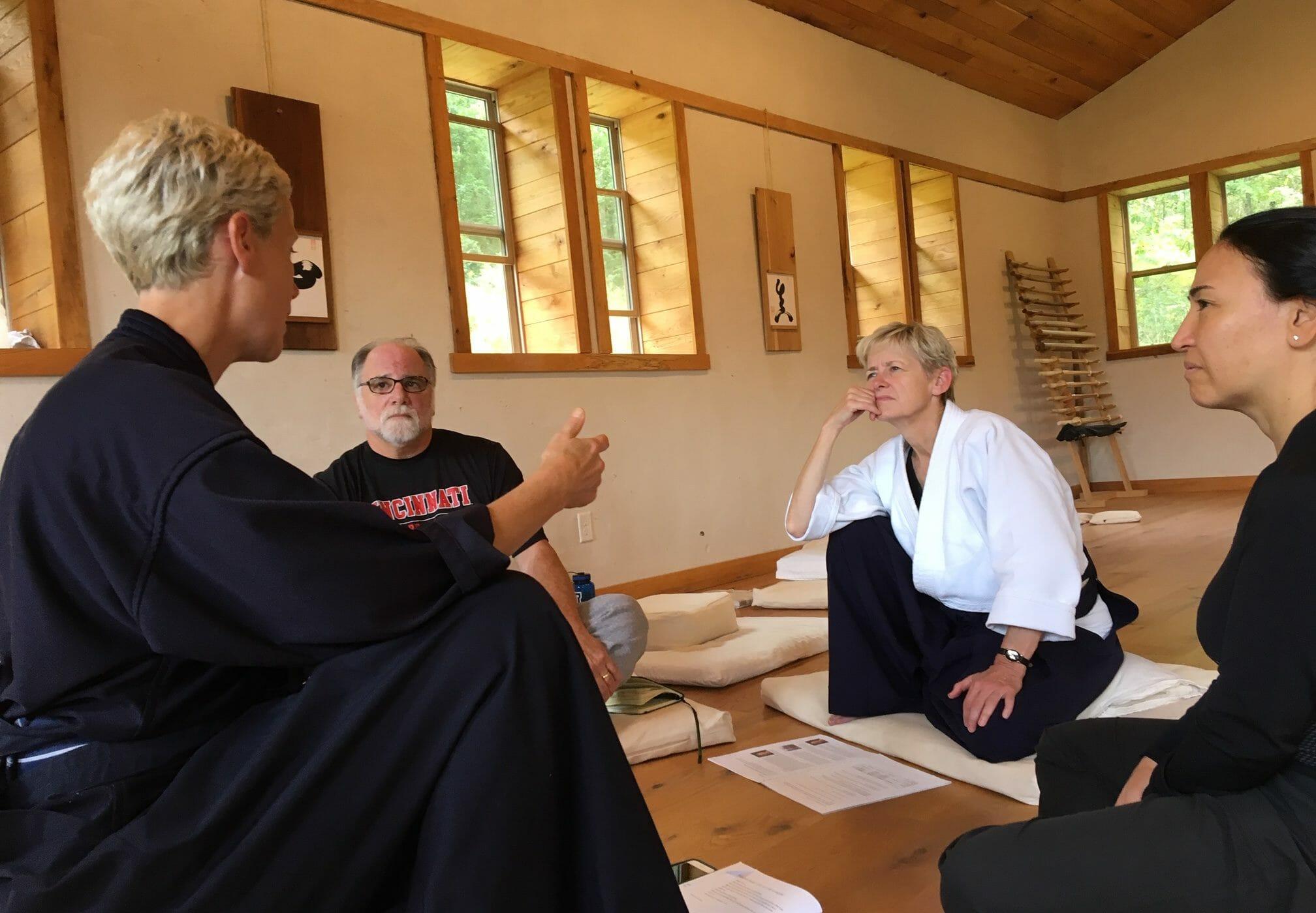Zen teachers
