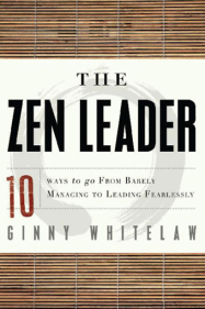 The Zen Leader cover