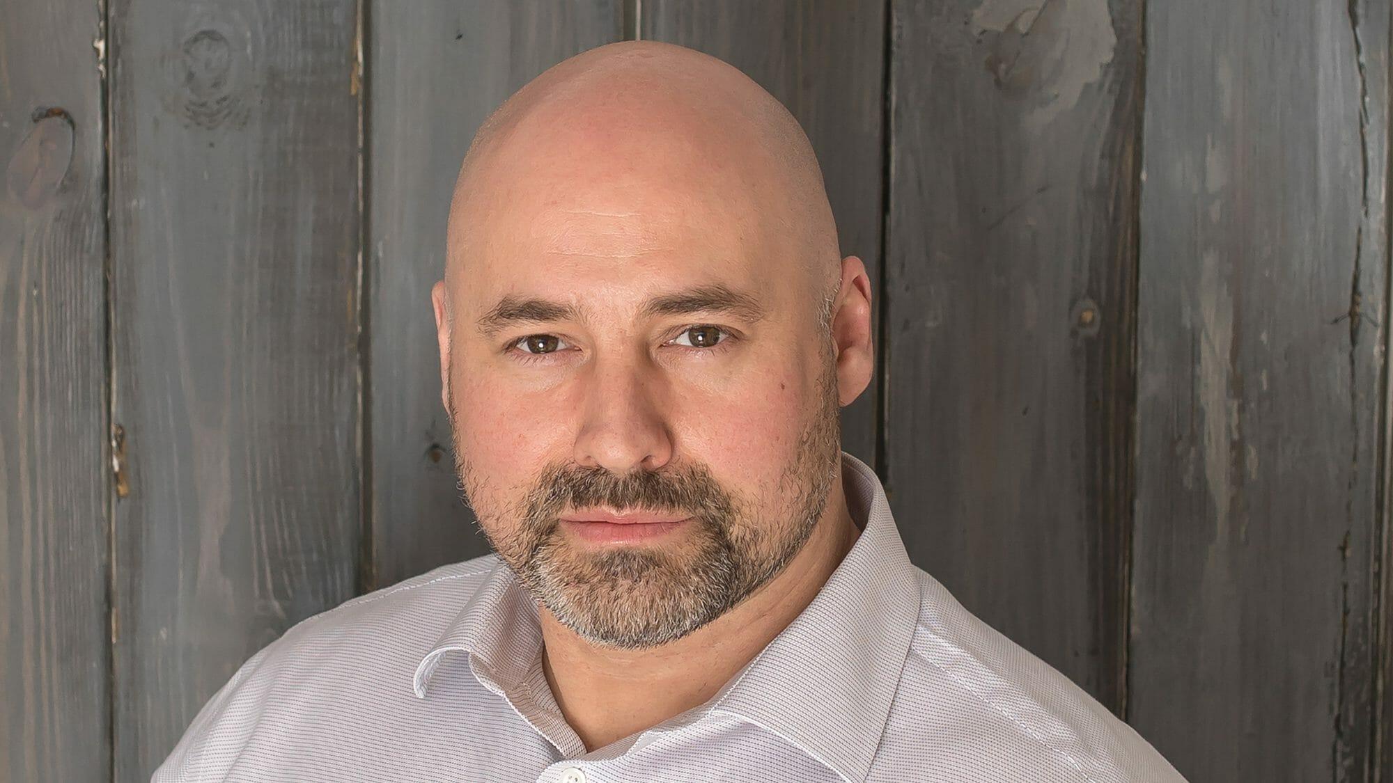 Bob Caron Headshot