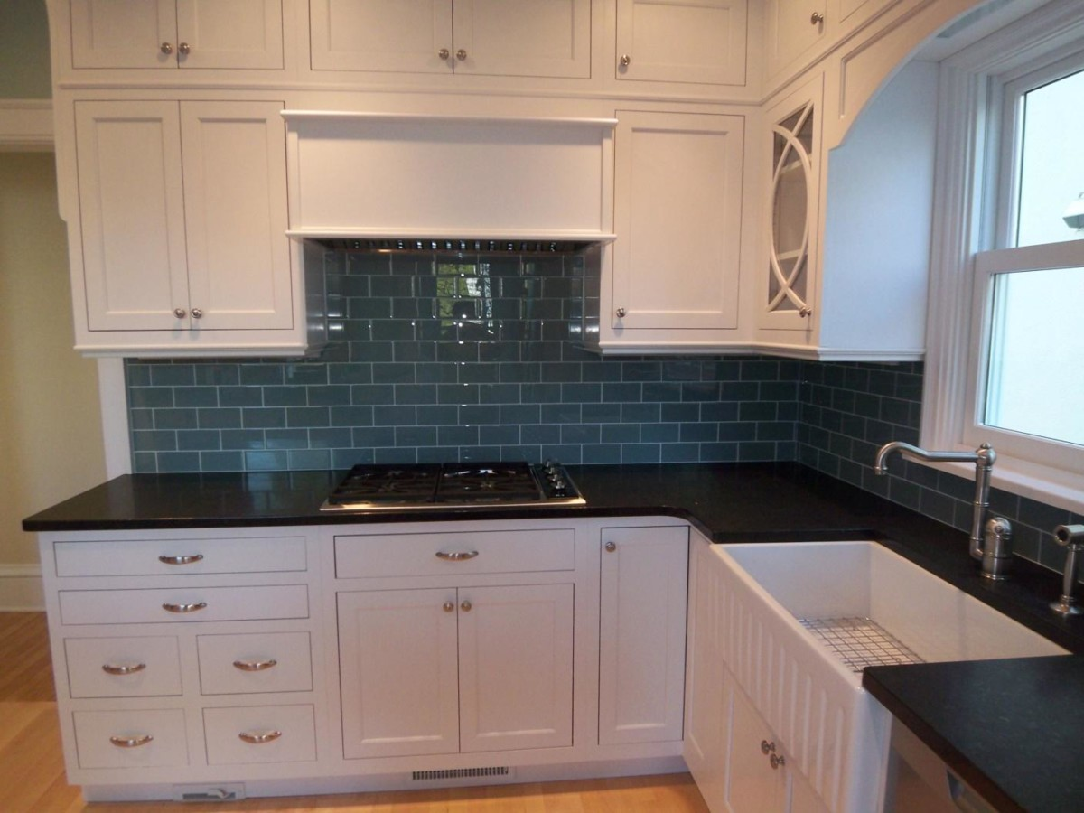 Remodeled kitchen courtesy of Haver Design and Construction