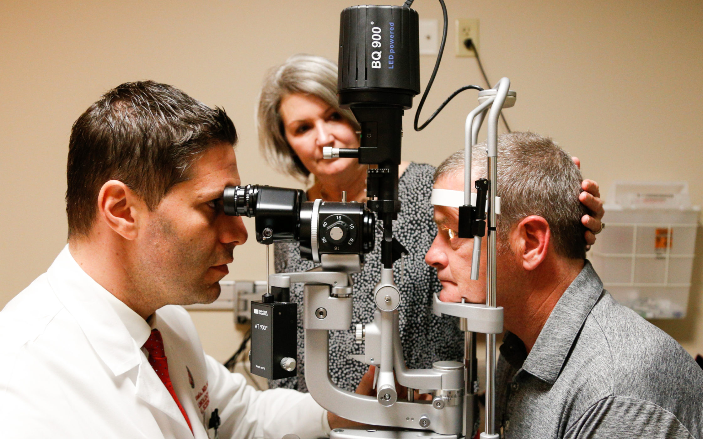 Clinical Eye Research Unit