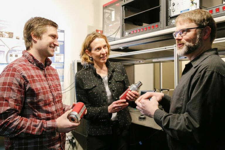 Evaluating Light Sensors, WAIVS