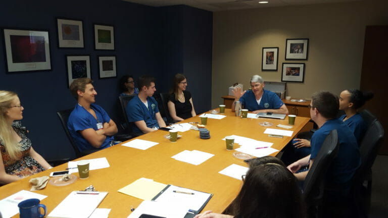 DOVS welcomes new residents and fellows as they begin their ophthalmology training at UW-Madison.