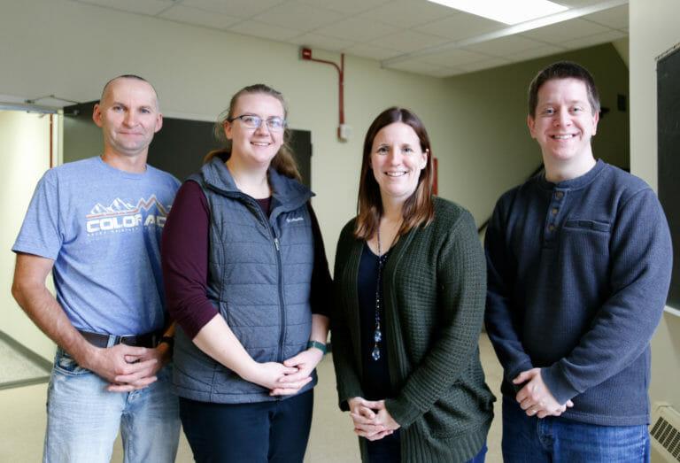 McDowell Lab researchers
