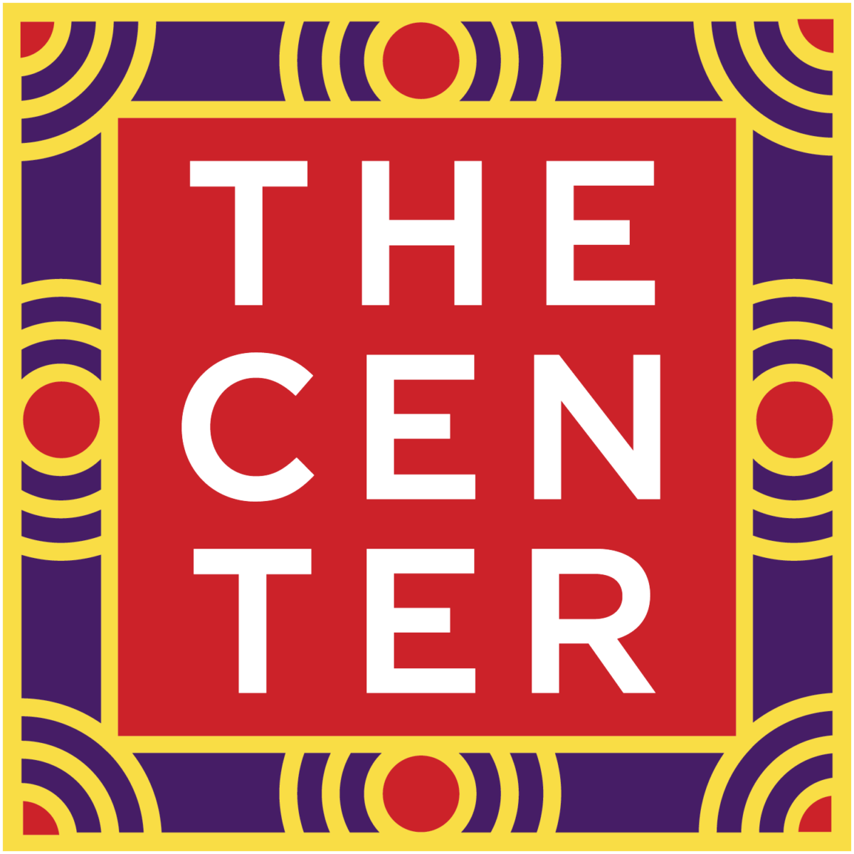 The Center Logo.