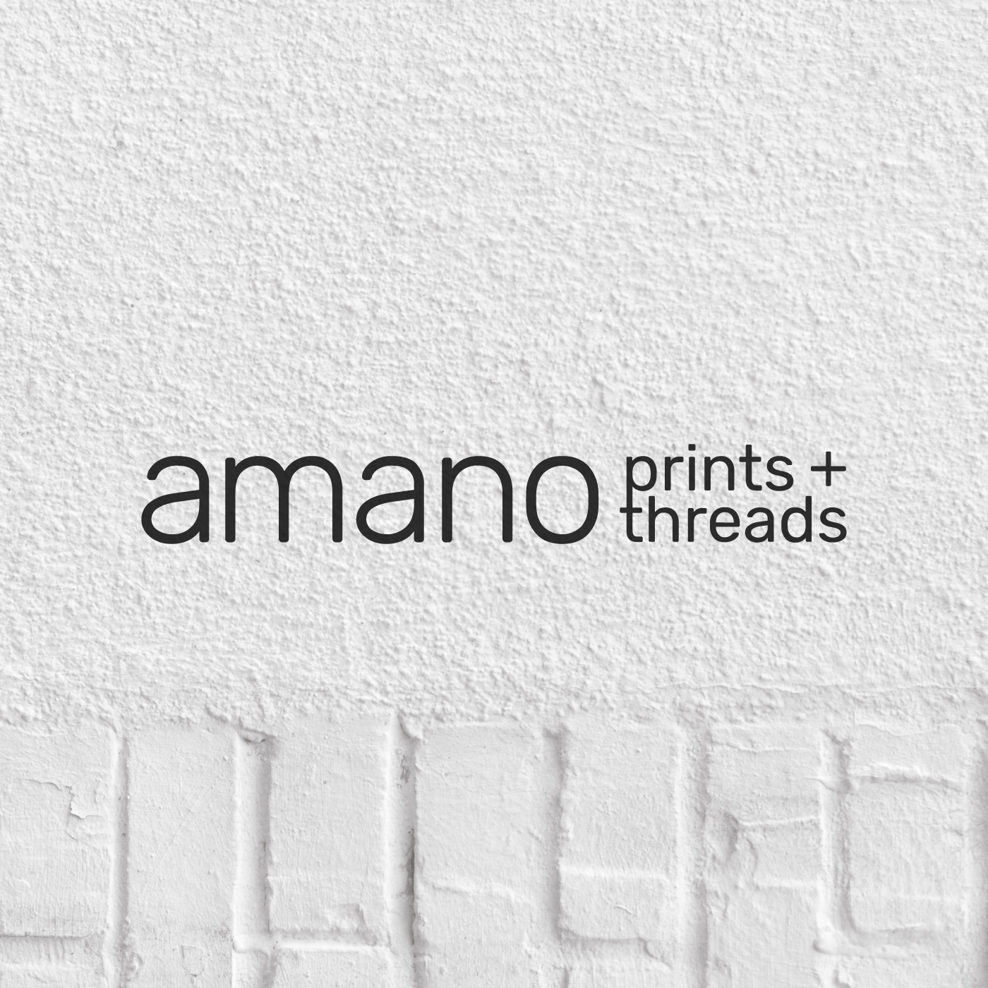 Amano Prints and Threads