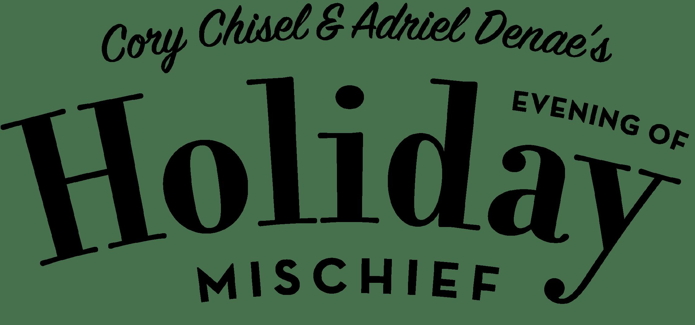 2018 Evening of Holiday Mischief Branding