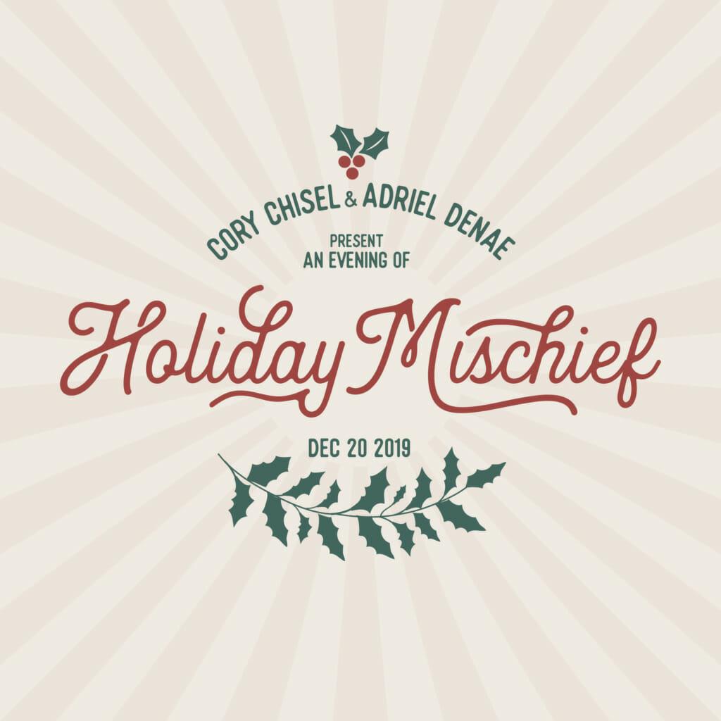 Holiday Mischief Branding