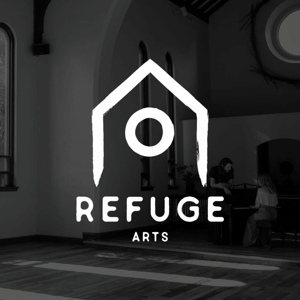 Refuge Arts Logo