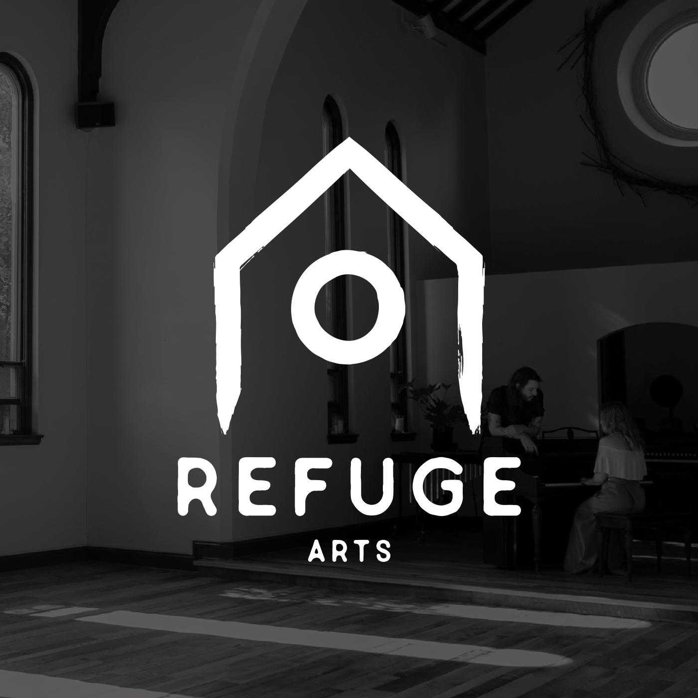 Refuge Arts Logo