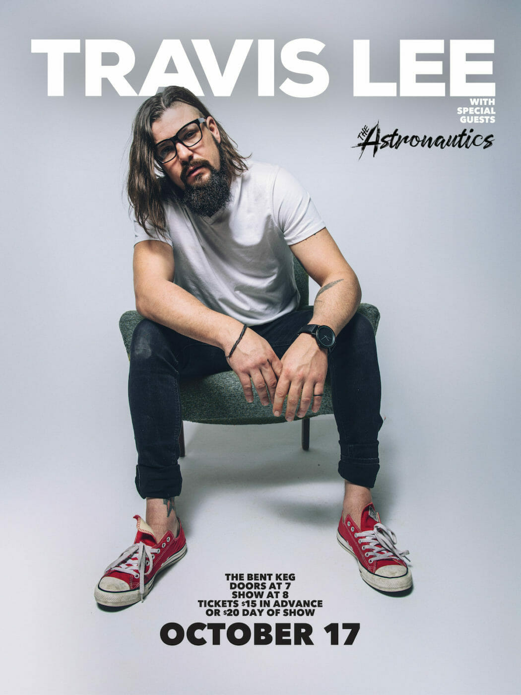 Travis Lee Poster