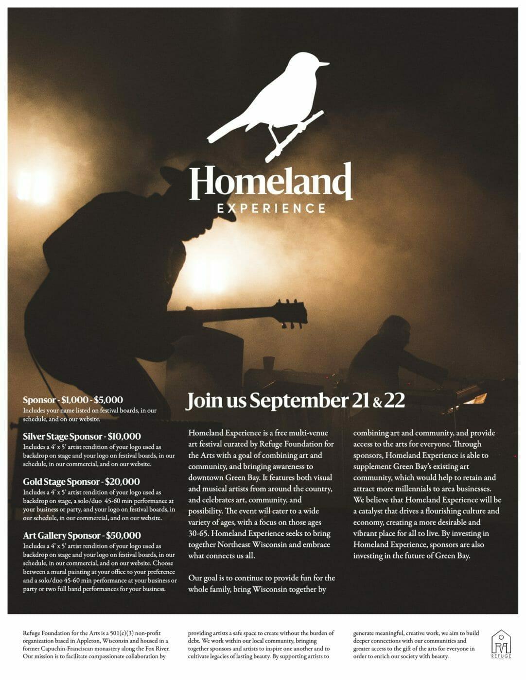 Hopeland One Sheet