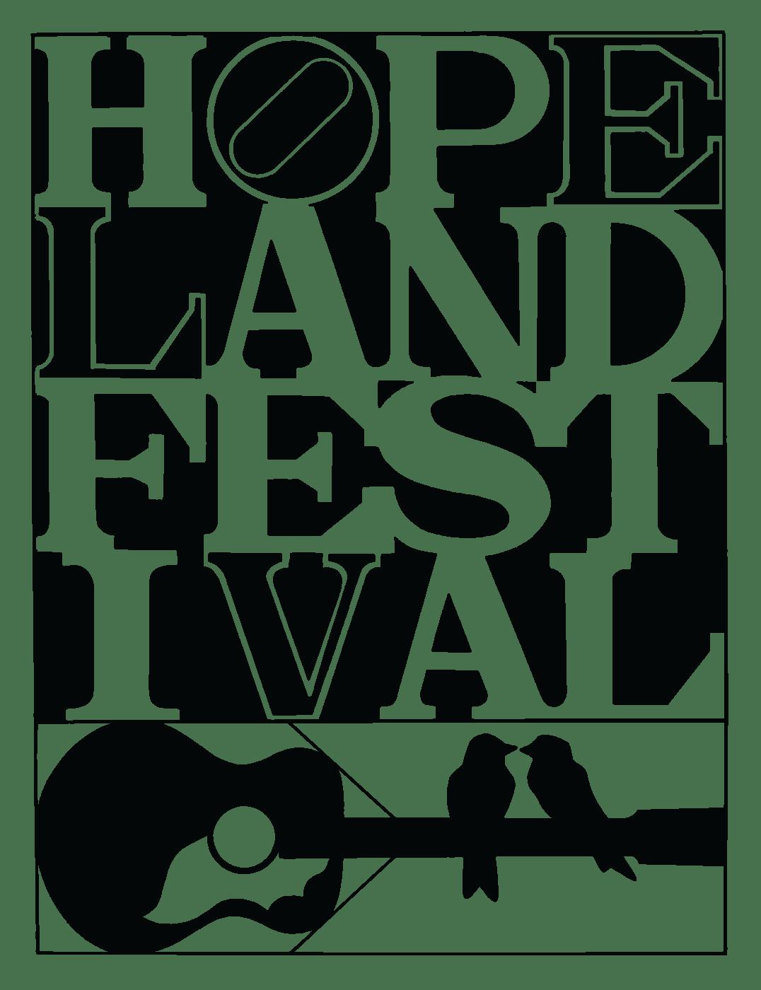 hopeland poster variant