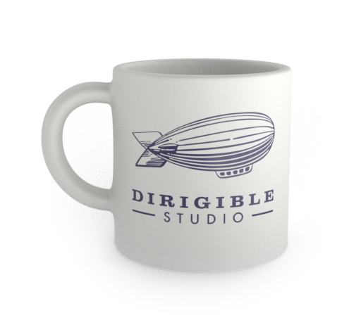 Dirigible Studio Mug