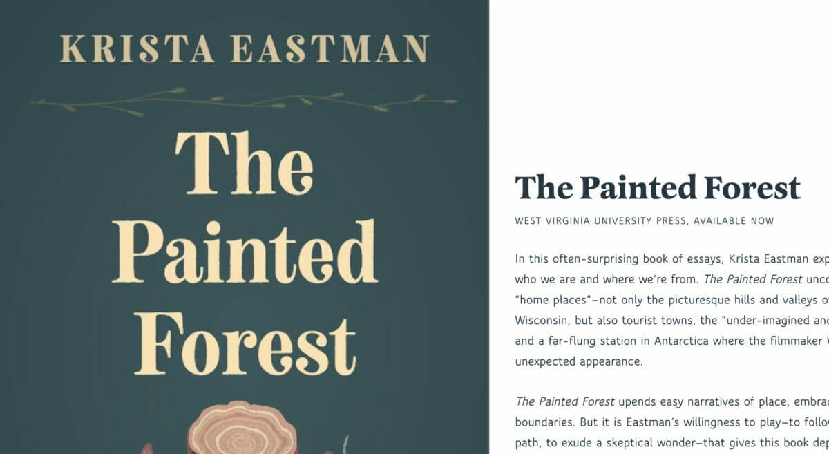 Krista Eastman Website