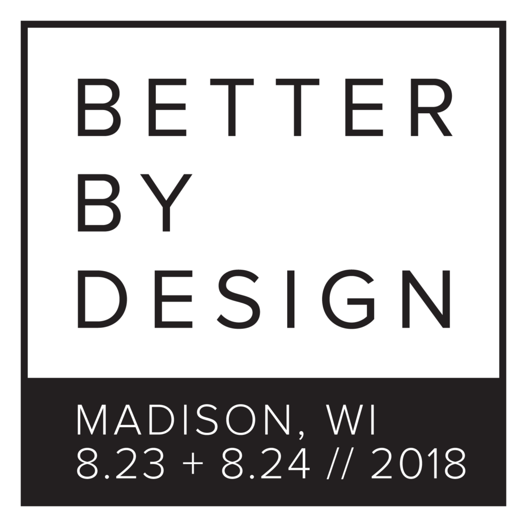 Better By Design Logo