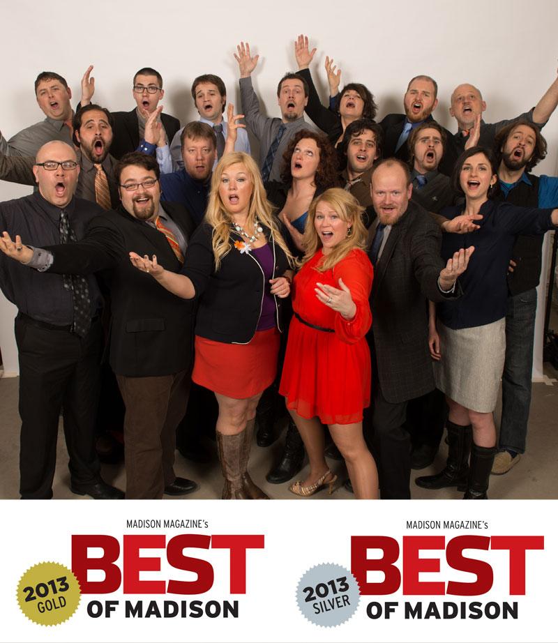 Best of Madison 2013