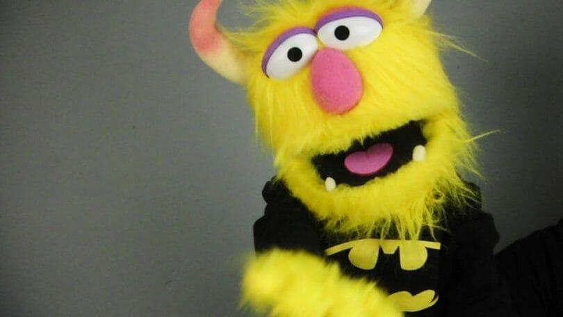 Meet Puppettown Monster Larry